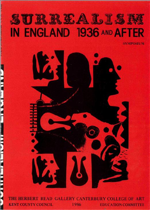 Surrealism Symposium Poster