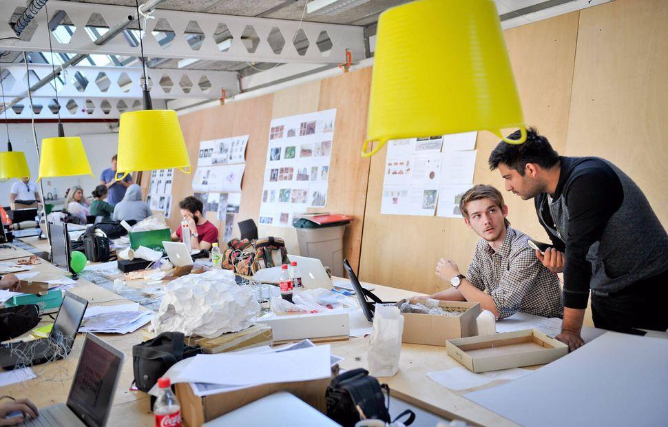 Architecture studios, UCA Canterbury