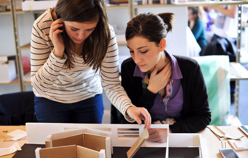 Interior Architecture studios, UCA Farnham