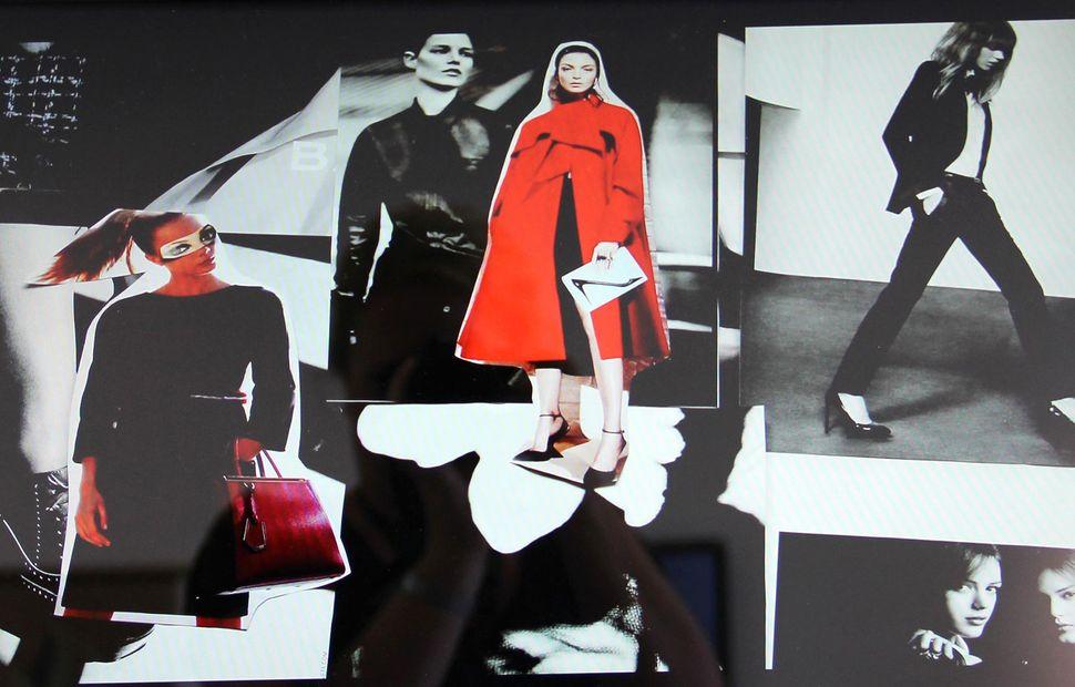 Valerie Rocha Gomez, Fashion Promotion & Imaging MA, 2013