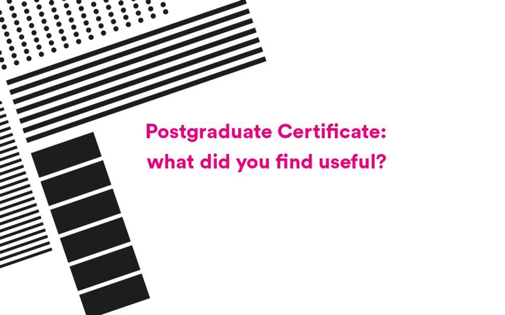 PG Cert - useful info thumbnail