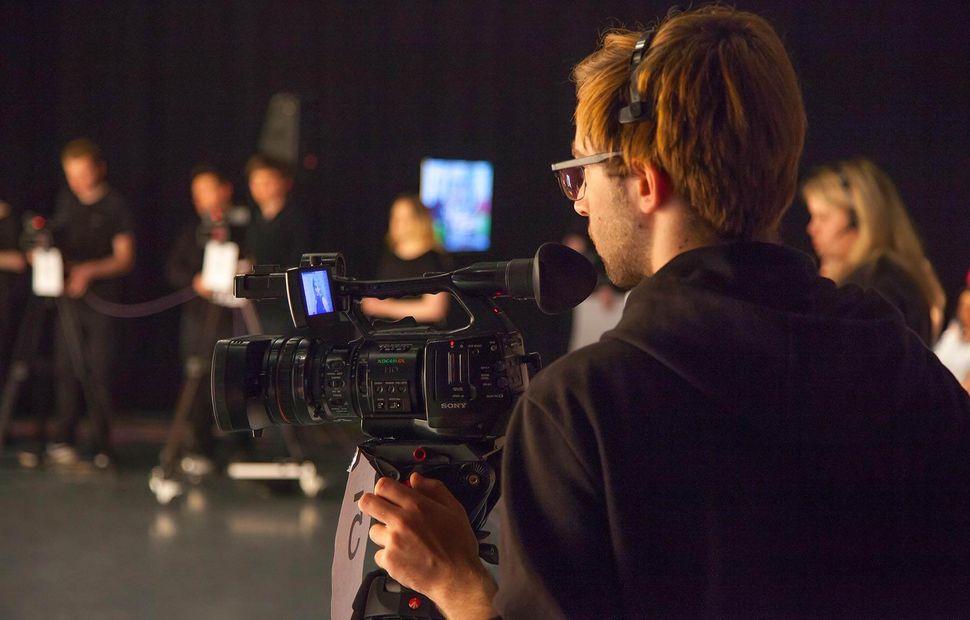 Studio production, BA (Hons) Television Production
