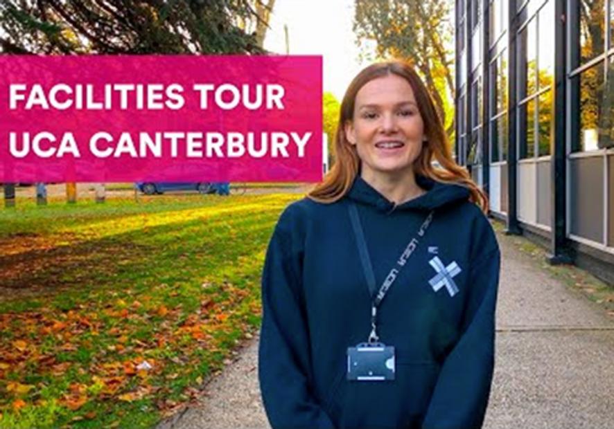 Canterbury Campus video tour