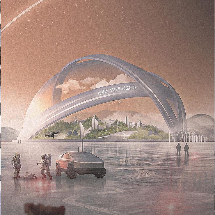 Raymond Chen, MA Architecture, UCA Canterbury
