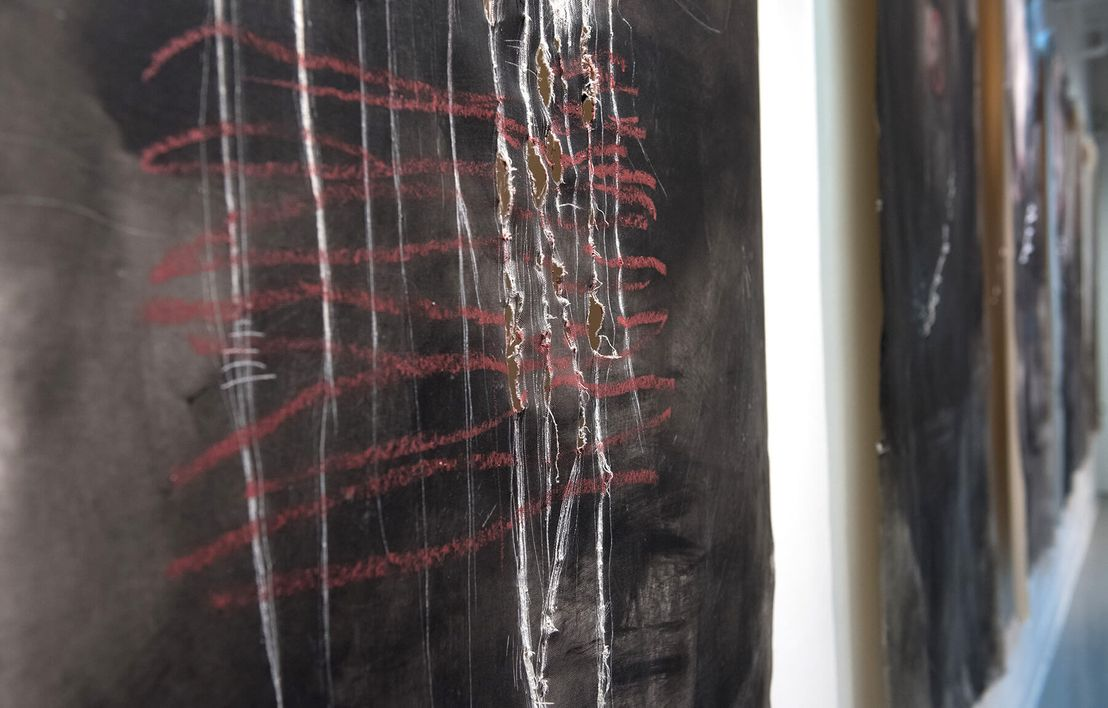 Student work from MA Fine Art, UCA Canterbury
