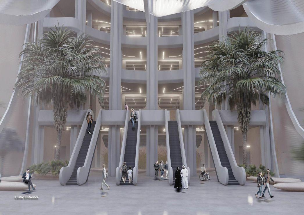 Fatmanur Toy, Master of Architecture, UCA Canterbury