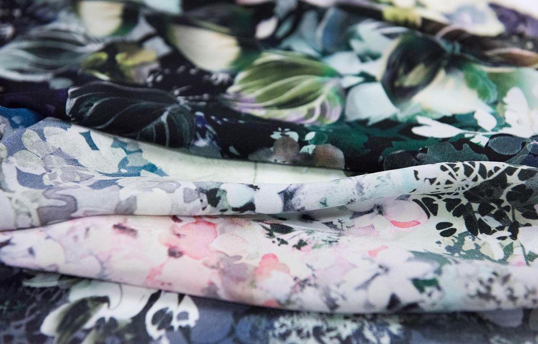 Amy Binns, BA (Hons) Fashion Textiles Print, UCA Rochester - Photographer Hannah Brown