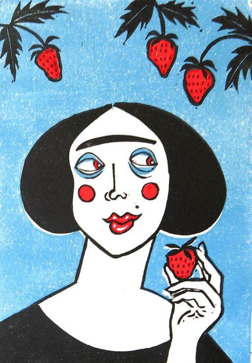 Eloise Dilnutt, BA (Hons) Illustration, UCA Farnham