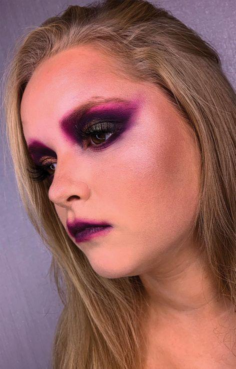 Fiona Gentry, BA (Hons) Make-up & Hair Design