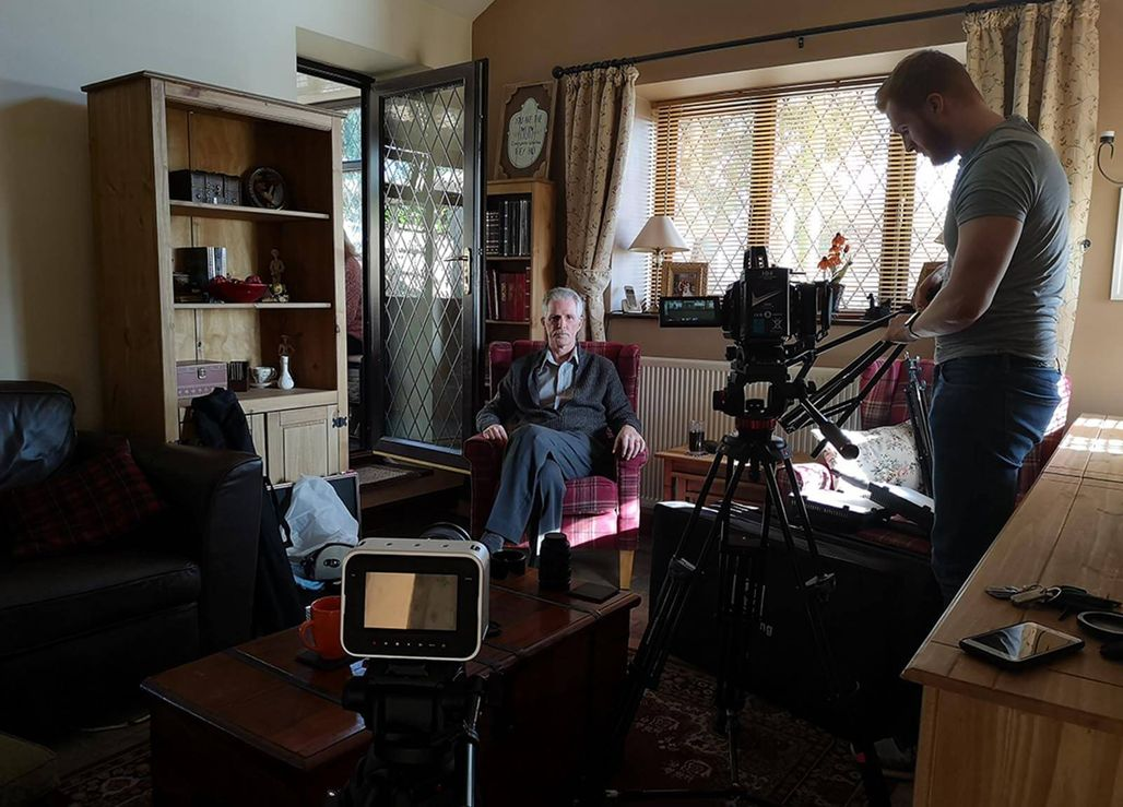 Andrei Allen, BA (Hons) Television Production, Maidstone, 2016