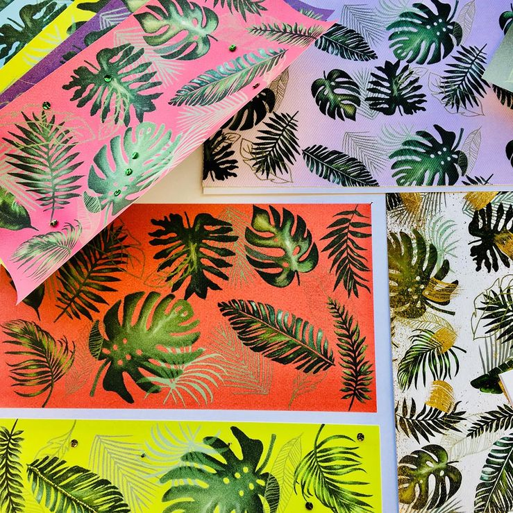 Marcia John, BA (Hons) Textile Design, UCA Farnham