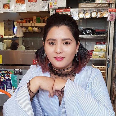 Anusha Gurung