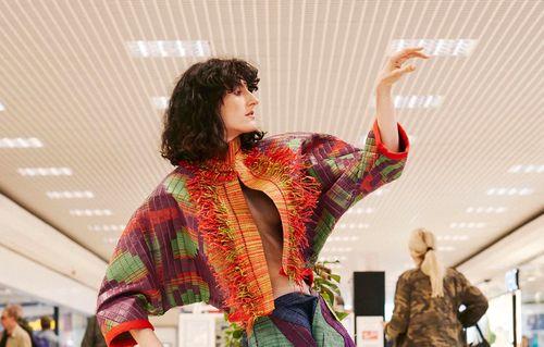 Ashmita Bissessur, BA (Hons) Fashion, UCA Epsom