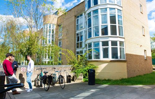 Ian Dury House, UCA Canterbury