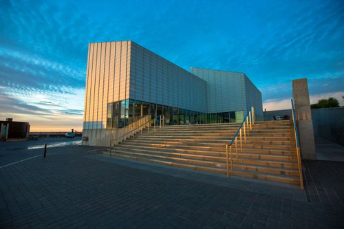 Turner Contemporary art gallery in Margate