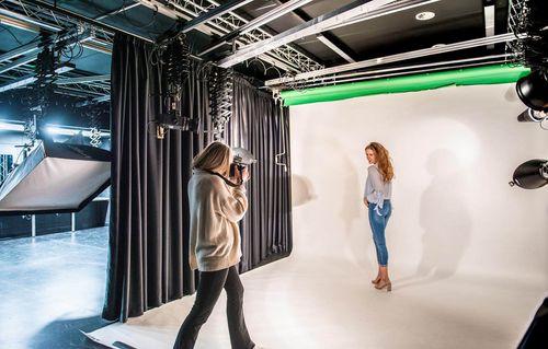 Photography Studios, UCA Epsom
