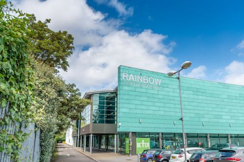 Rainbow Leisure Centre, Epsom