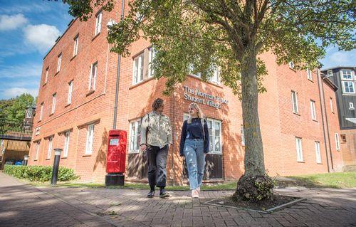 Student Village, UCA Farnham