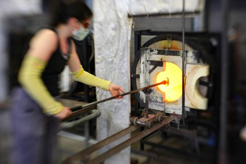 Glass - Hot Shop