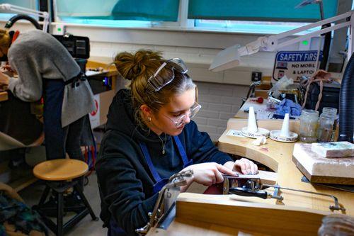 Jewellery Studios, UCA Farnham