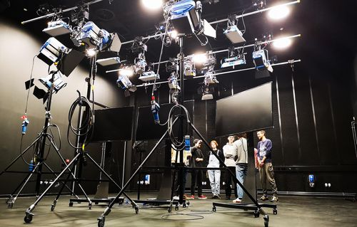 Film and Performance Studio, UCA Farnham