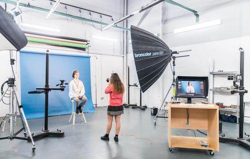 Photography Studios, UCA Rochester