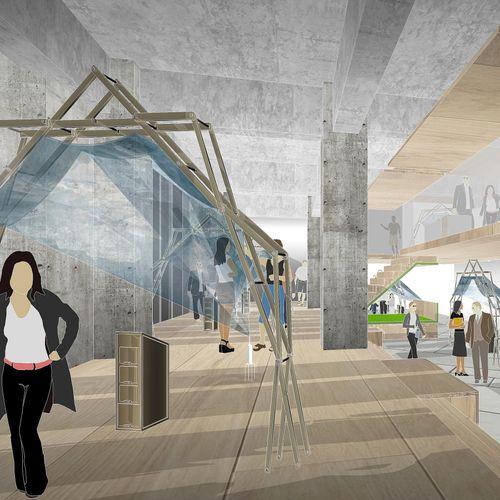 Bingyue Liu, MA Architecture, UCA Canterbury