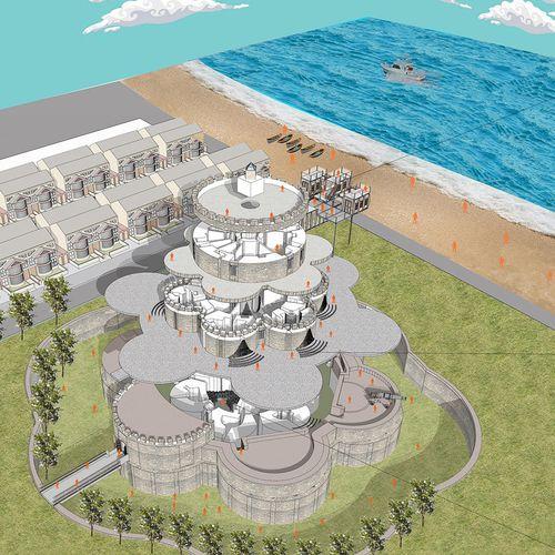 Zain Qureshi, MA Architecture, UCA Canterbury