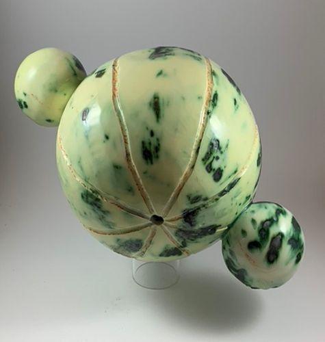Brian Richards, MA Ceramics, UCA Farnham