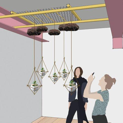Keyi Shi, MA Interior Design, UCA Canterbury