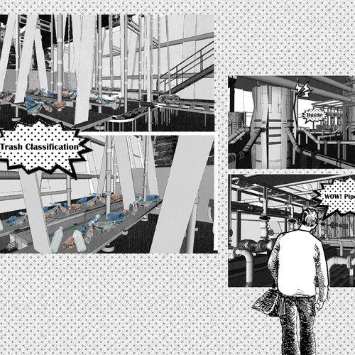 Wenyanwenyan Jiang, MA Interior Design, UCA Canterbury