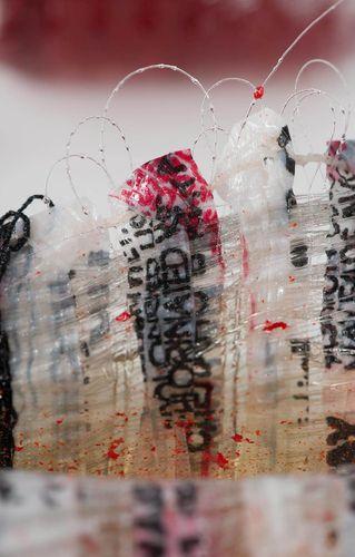Yuanlu Zhang, MA Textiles, UCA Farnham