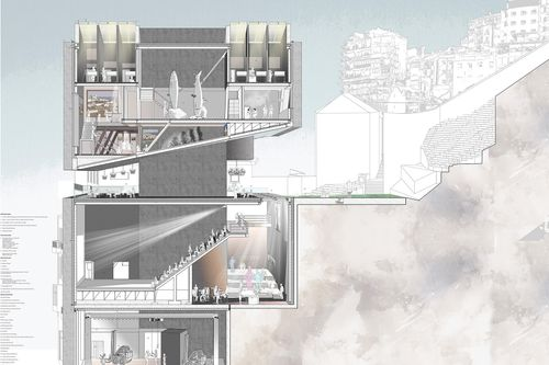 Student from BA (Hons) Architecture
