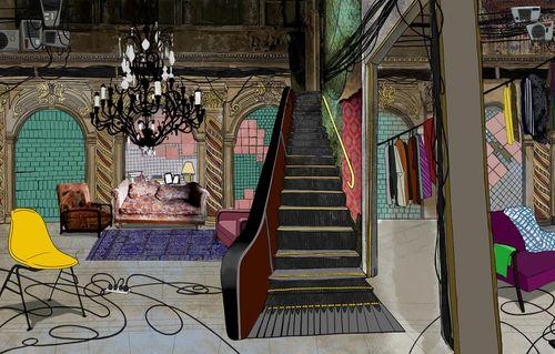 Daria Vasko, BA (Hons) Design for Theatre & Film, UCA Rochester