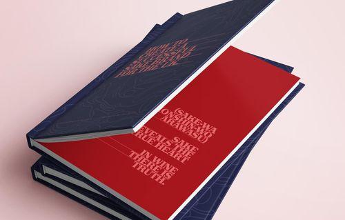 Amy Lomax, BA (Hons) Graphic Design, UCA Farnham
