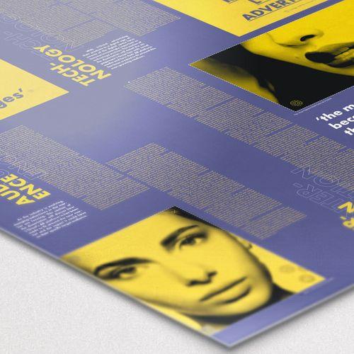 Alana Georgiou, BA (Hons) Graphic Design, UCA Farnham