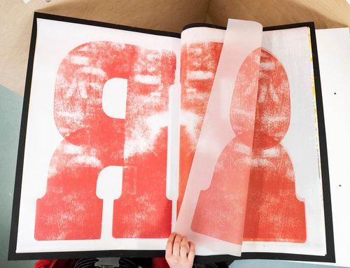 Billie Slingsby, BA (Hons) Graphic Design Visual Communications, UCA Canterbury