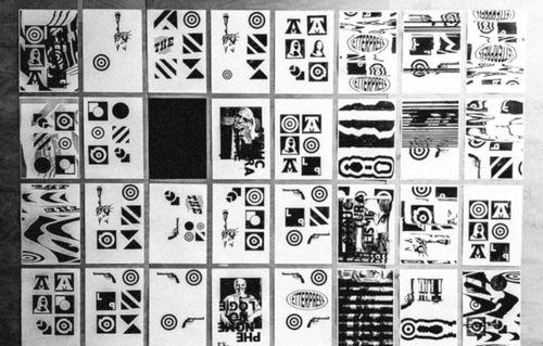 Mathieu Trigueros, BA Graphic Design, UCA Canterbury