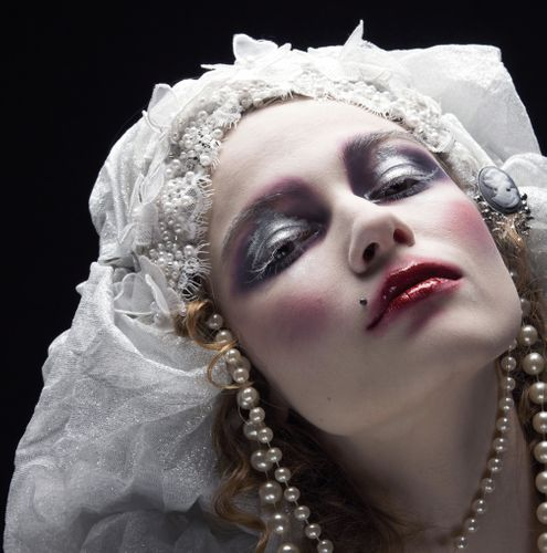 Maryana Dimitrova-Lazarova, BA (Hons) Make-up & Hair Design