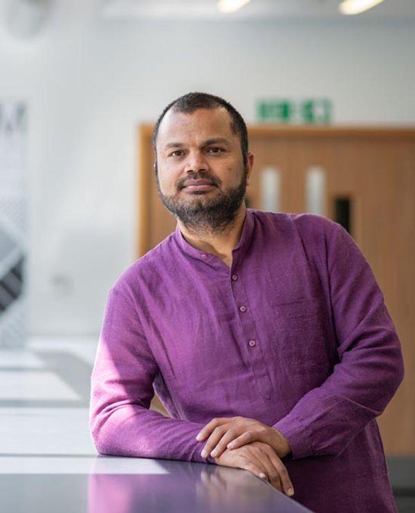Bhabani Nayak, Programme Director Business