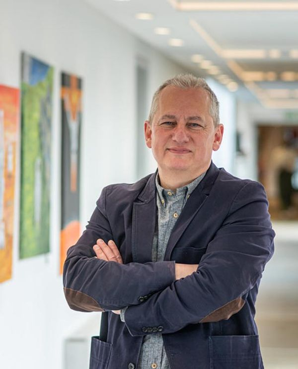 Colin Holden - Head of School, Crafts & Design