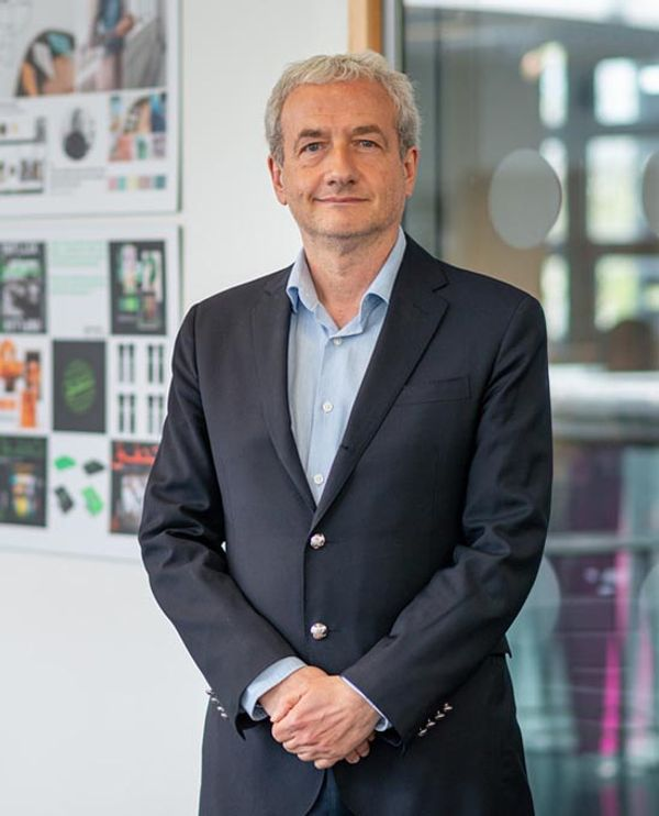 Philip Powell, Director of the School of Business for the Creative Industries