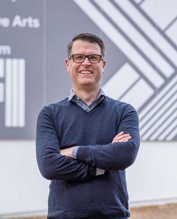 Simon Macklin - Pro Vice Chancellor (Portfolio Development & Global Engagement)