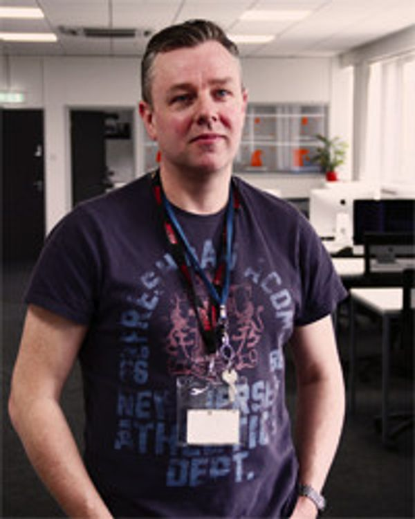 Fergus Moloney staff profile picture