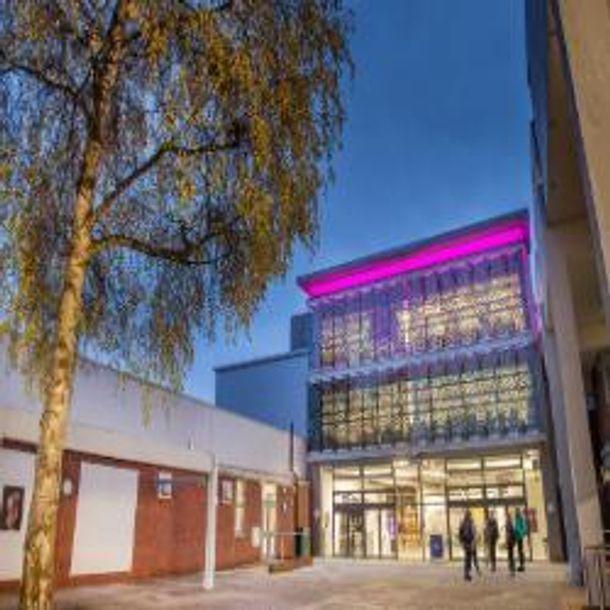Business School exterior