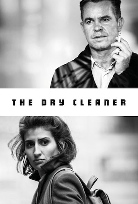 Second Poster for the Chris Carr movie The Dry Cleaner