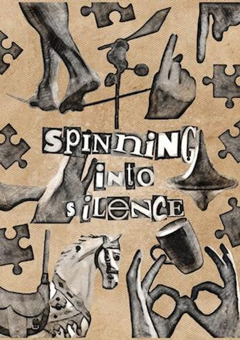 Cover image for Emily Larkin's animation Spinning into Silence