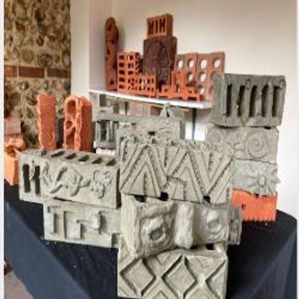 Farnham Craft Month bricks