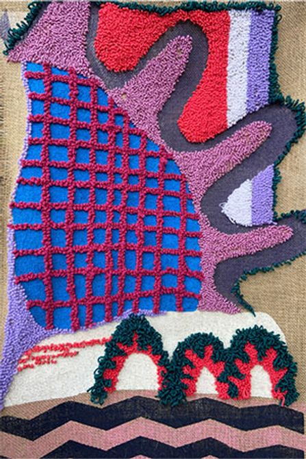 Pattern & Beyond pop-up textile exhibition in Rochester