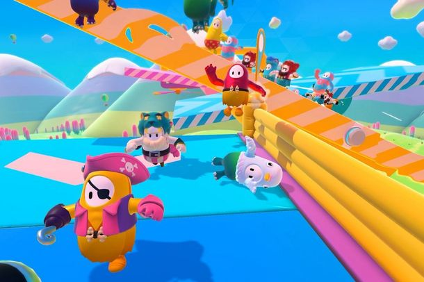 Fall Guys is a crazy, fun-filled multi-player game